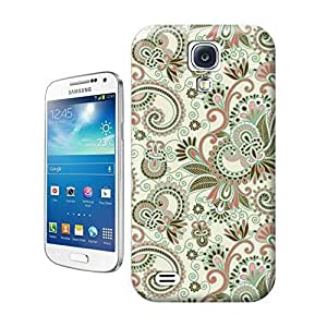 Unique Phone Case Clean and elegant black and white Hard Cover for samsung galaxy s4 cases-buythecase