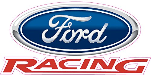 Ford Racing XX Large Decal 48