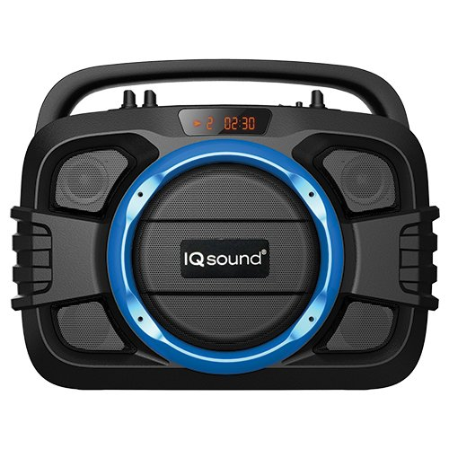 Sound Box-Toughneck Wireless Portable Audio System (Blue)