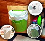 Bagsavr+ the Complete Bag Storage and Re-use Solution That Perfectly Fits Your Free Plastic Grocery Bags
