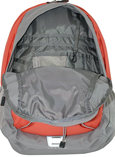 553fc9a01 The North Face women's Jester Laptop Backpack BOOK BAG Emberglow orange