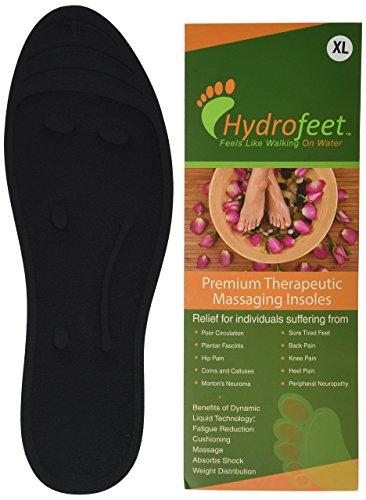 Hydrofeet Shoe Inserts Size