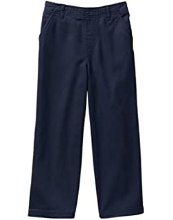 1007a30966 Amazon.com  365 Kids Garanimals Boys  Solid Woven Pants Sizes 4-8 ...