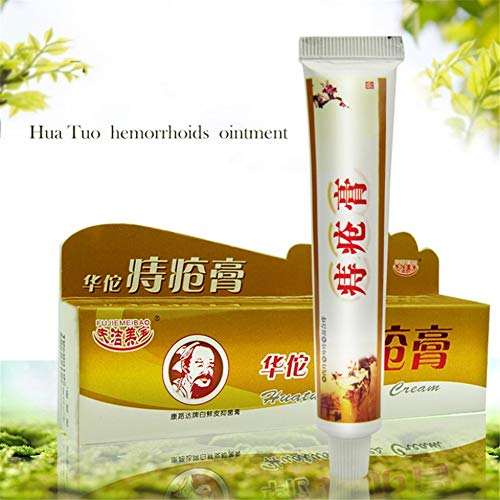 Chinese Herbal Hemorroids Ointment (Best Way To Get Rid Of External Hemorrhoids)