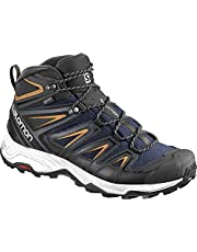 Salomon X Ultra 3 Mid GORE-TEX Men's Wide Hiking Boots