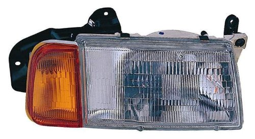 For 1989 1990 1991 1992 1993 1994 1995 1996 1997 1998 Suzuki Sidekick Headlight Headlamp Passenger Right Side Replacement SZ2503101