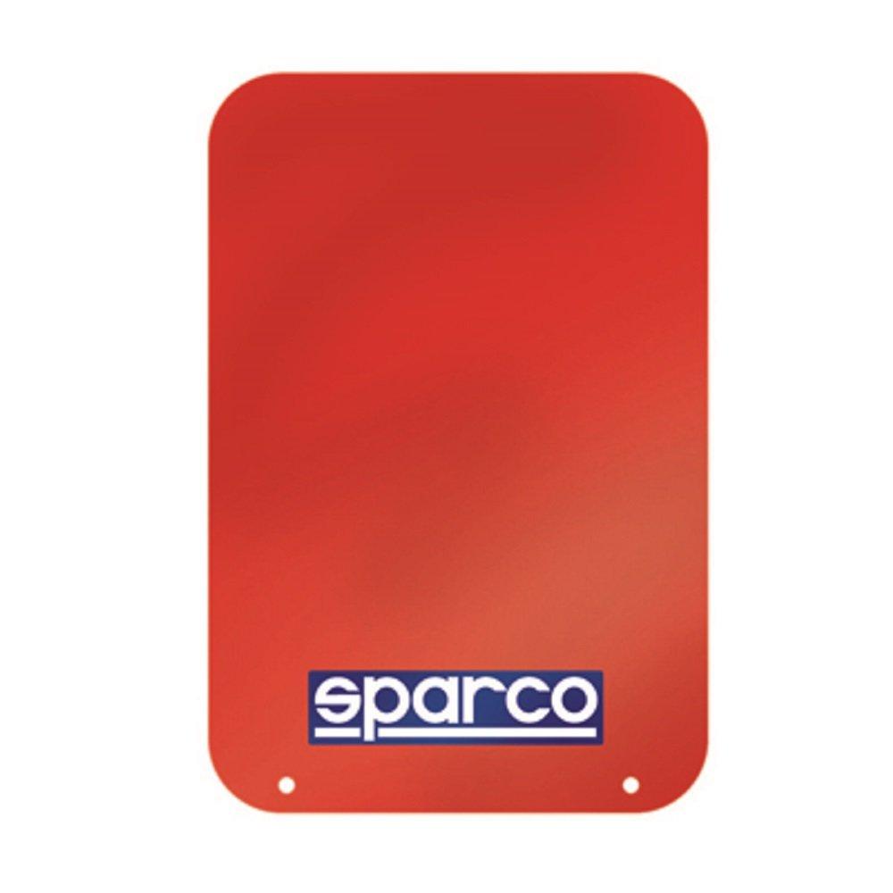 SPC 03791RS Faldillas, Color Rojo, Juego de 2 Sparco