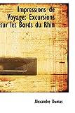 Impressions de Voyage, Alexandre Dumas, 0559245971