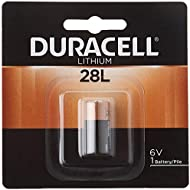 Duracell - 28L 6V Ultra Lithium Photo Size Battery - long lasting battery - 1 count