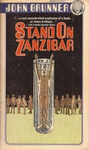 Stand on Zanzibar, Brunner, John