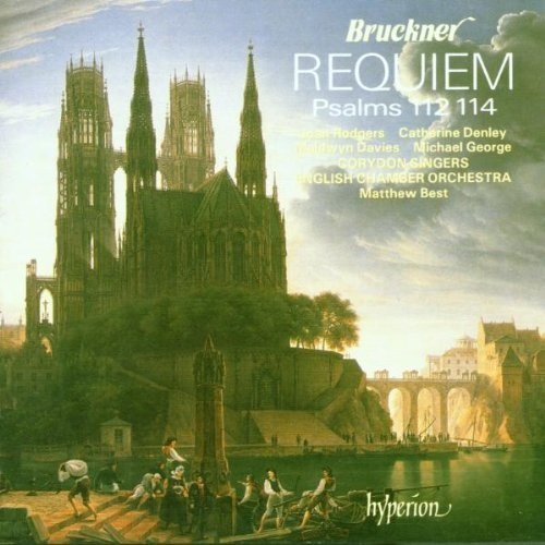 (Bruckner: Requiem; Psalms 112 and 114 Import Edition (1993) Audio CD)
