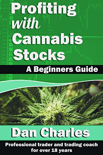 51nf6u3z2wL - Profiting with Cannabis Stocks: A Beginners Guide
