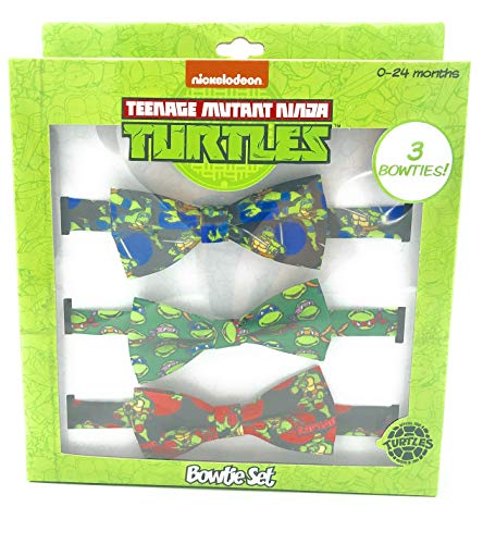 Top 10 Bow Ties For Boys Ninja Turtle