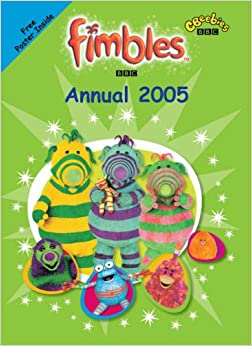 Book 'Fimbles' Annual 2005