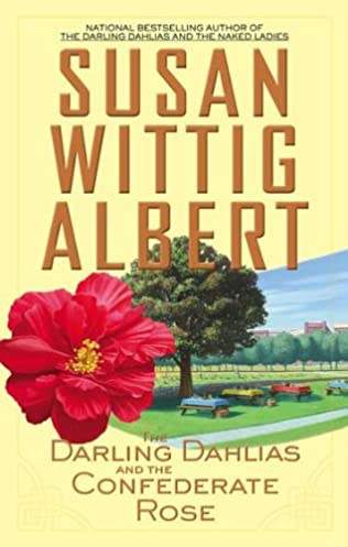 book cover of The Darling Dahlias and the Confederate Rose