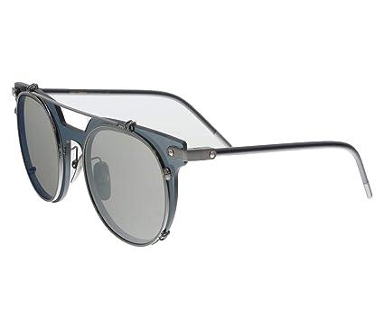 c20a7cfc59e4b Amazon.com  Sunglasses Dolce   Gabbana DG 2196 04 6G GREY MIRROR ...