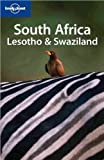 Front cover for the book Lonely Planet South Africa, Lesotho & Swaziland by Mary Fitzpatrick