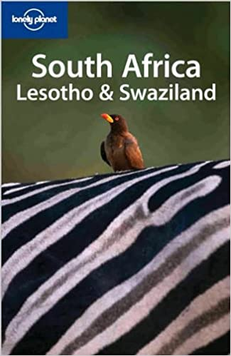 Lonely Planet South Africa Lesotho /& Swaziland 7th Ed. 7th edition