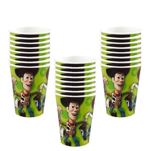 Toy Story 3 Party Cups 9 Oz-24 Pieces for $<!--$12.99-->