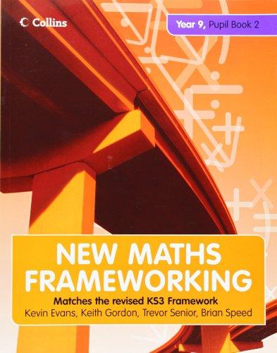 Year 9 Pupil Book 2 (Levels 5-7) (New Maths Frameworking) (Bk. 2)