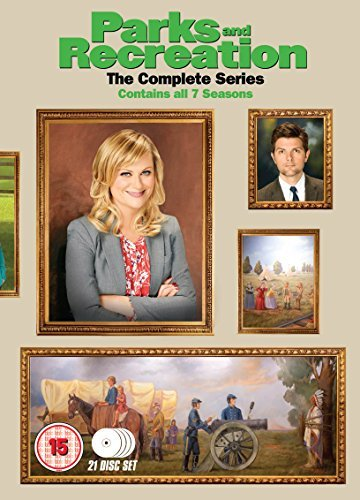 Parks and Recreation Complete Series 1-7 - 21-DVD Box Set ...
