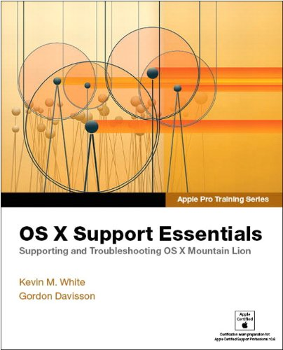 Download Apple Pro Training Series: OS X Support Essentials Pdf