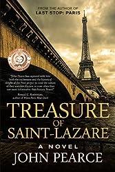Treasure of Saint-Lazare by John Pearce (2012-10-12)