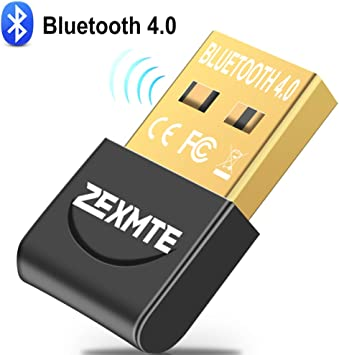 Mini USB 2.0 Wireless Bluetooth Dongle Adapter Adaptor Windows XP 7 8 10 PC