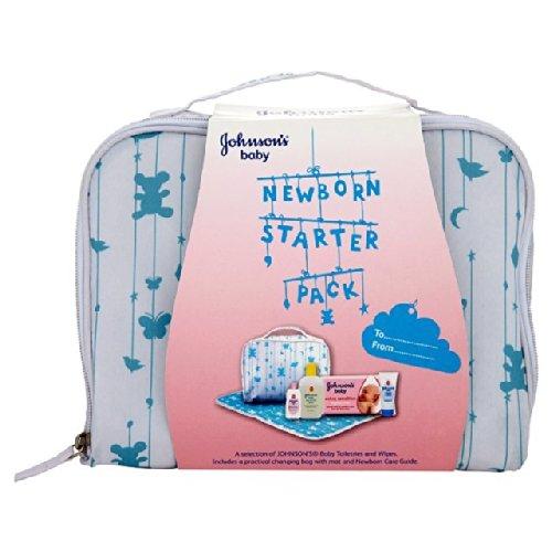 Kit Bebé recién nacido de arranque de Johnson Johnson' s Baby