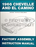 1966 Chevelle & El Camino Assembly Manual Reprint
