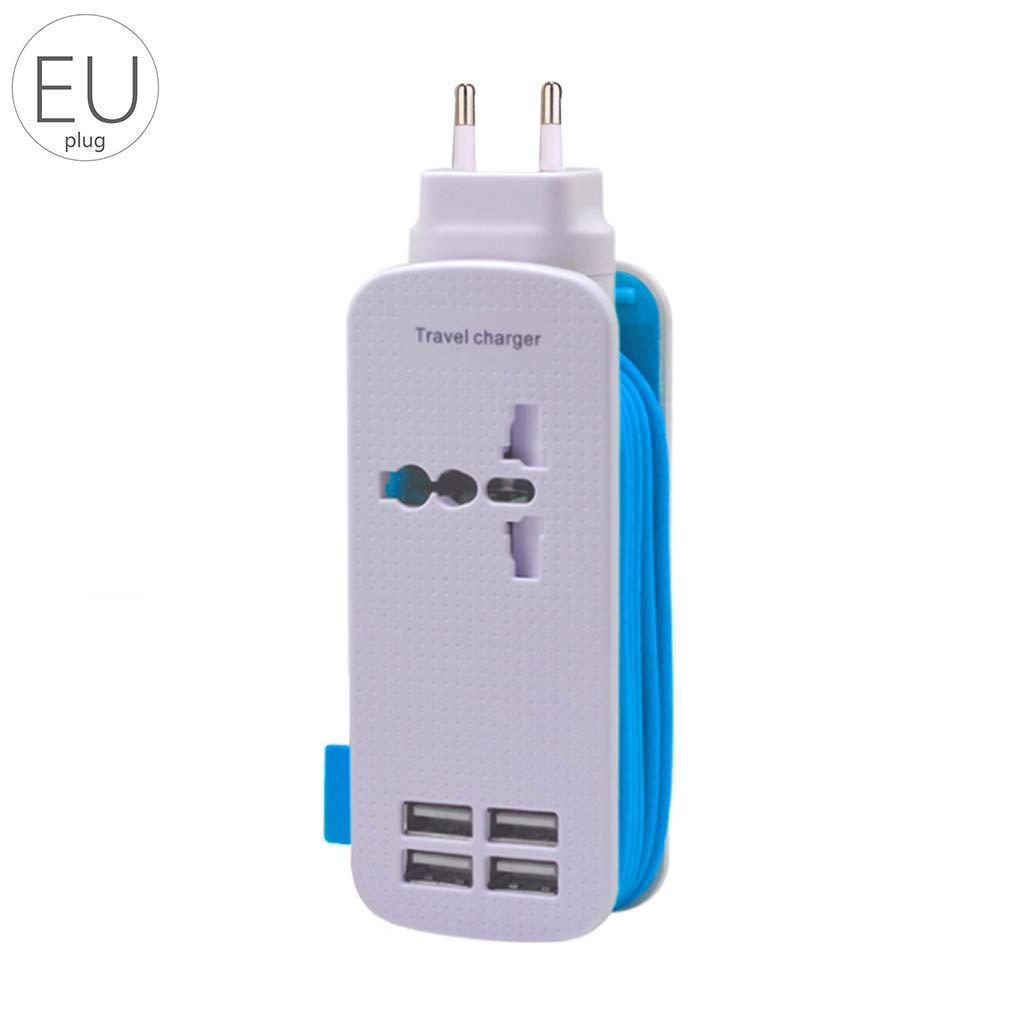 Ben-gi Cargador USB estación de Carga de Potencia Enchufe regleta ...