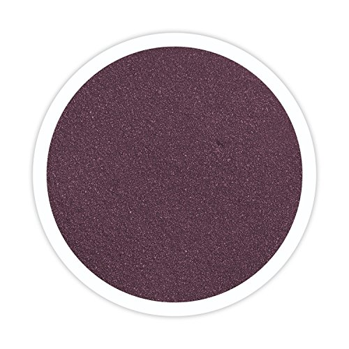 Sandsational Plum Unity Sand~1.5 lbs (22oz), Dark Purple Colored Sand for Weddings, Vase Filler, Home Décor, Craft -