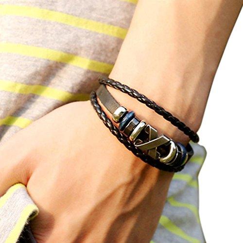 Franterd Bracelets Fashion Rhinestone Handmade
