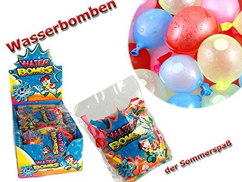 Wasserbomben Wasserballons 100Stk