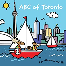 ABC of Toronto (Canada Concepts)