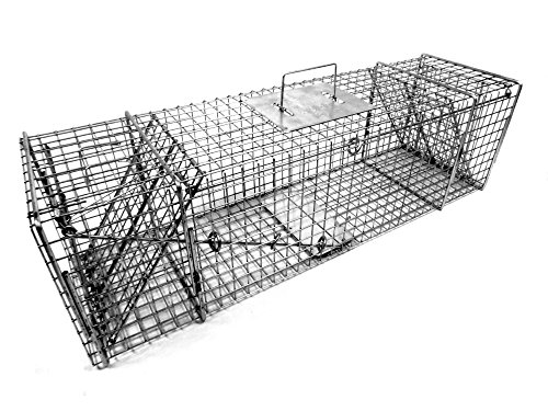 Tomahawk Live Trap Double Door Rodent Trap by Tomahawk Live Trap