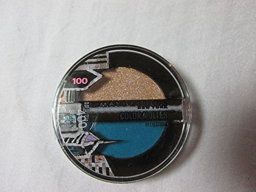 Maybelline Color Molten Limited Edition Eye Shadow Sweeping Blue 400