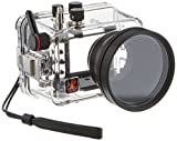Ikelite 6115.5 Underwater Camera Housing, Clear