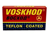 5 Voskhod Teflon Coated Double Edge Razor Blades