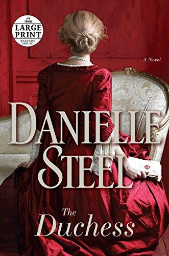 The Duchess: A Novel (Random House Large Print)