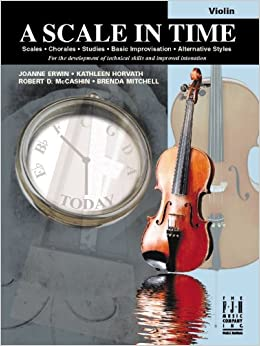 A Scale in Time, Viola Paperback – 2012