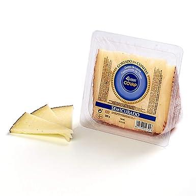 Ibéricos COVAP,queso de leche pasteurizada de oveja,semicurado,6 de 200 gr