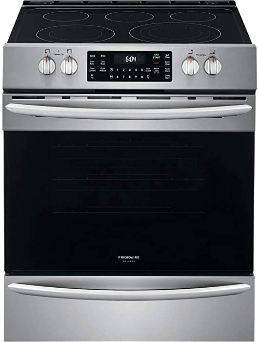 Top 10 Frigidaire Gallery 57 Convection Electric Range