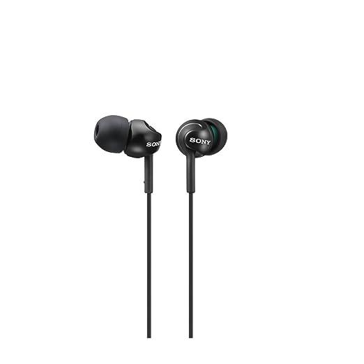 245 opinioni per Sony MDR-EX110LP Cuffie Auricolari, Nero