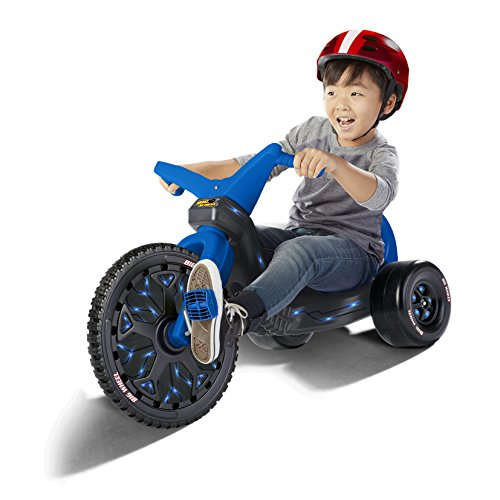 Big Trike (The Original Big Wheel 16in, Blue, 13.5-Pound)