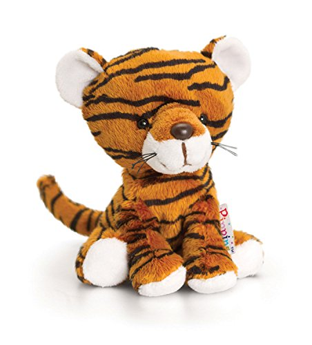 Keel Pippins Tiger Soft Toy 14cm - Brand New