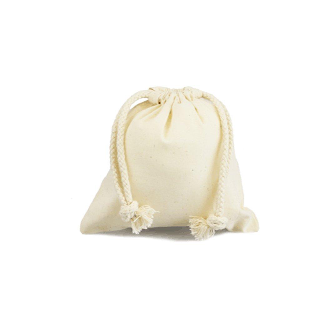 Amazon.com: Muselina de Algodón cordones bolsas boda Favor ...