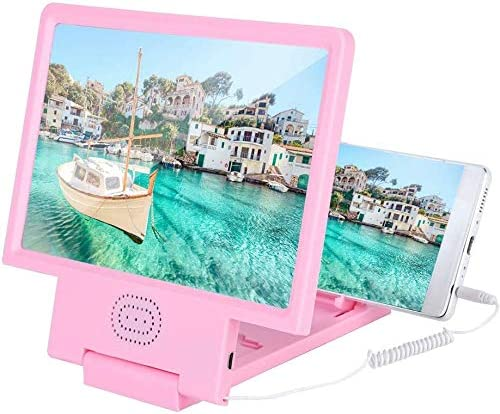 GT-FKM Screen Magnifier,Foldable 3D Smartphone Screen Magnifier ...