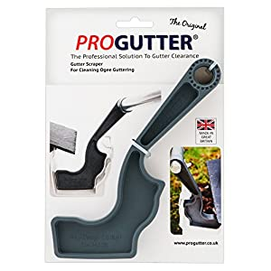 New 2018 PROGUTTER Ogee Gutter Cleaning Scraper