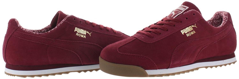 Camoscio Paisley Sneaker Uomini Roma Puma aWmbczHsn